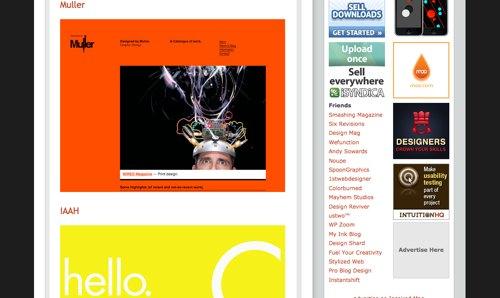 WebdesignTrendHunting